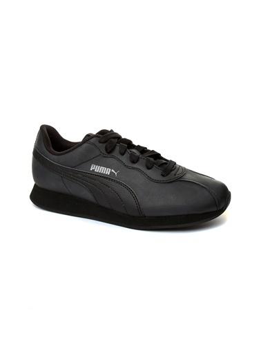 Puma Puma Turin II Jr Günlük Giyim Kadın Ayakkabı    Siyah